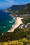 View from Stanwell Tops portrait