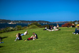 Botanic Gardens and Sydney Harbour