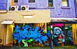 Graffiti in Newtown, Sydney
