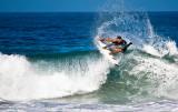 Avalon surfer