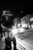 Noir et Blanc la Nuit (Street Photography)