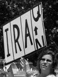 No War on Iran Rally (8/2/08)