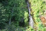 Waterfall behind Herrington's