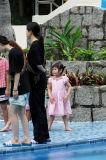 July 15 2006 - Pool Side Cat Walk