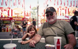 State Fair with Papa