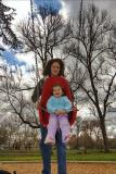 Southside Park with Aunt Robyn