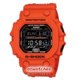 CASIO G-SHOCK GRAVITY EXTRA GX-56 GX-56-4 RED