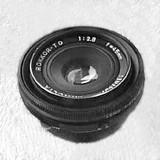 Rokkor TD Pancake Lens