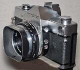 45mm f/2.8 Rokkor TD on SR-7