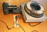 Automatic Slide Copier Maxxum 7D,  Alpha A900 Sony and Carousel