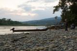 river shore at Pantiacolla Lodge