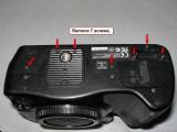 E-300 Memory Card Door Replacement