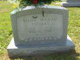 b. Jan 19, 1932 d. Dec 16, 1954  At Rest