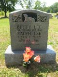 Daughter of Rev and Mrs Ralph Lee Born & Died April 13, 1961