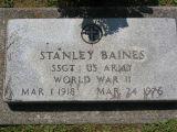 SSGT US ARMY World War II Mar 1, 1918 Mar 24, 1976