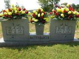 Oscar Will    March 6, 1904    May 20, 1995  Mamie Lee June 15, 1909 June 7, 1996   Married April 29, 1924