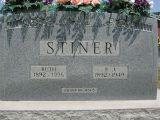 Ruth      1892-1996        P. J. 1892-1949  Asleep in Jesus