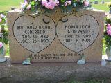 Brittaney Nichol Mar 25, 1989 Oct 25, 1990   Amber Leigh Mar 25, 1989 June 6, 1989  In loving memory
