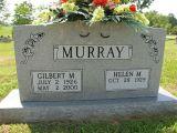 Gilbert M.   July 2, 1926 May 2, 2000  Helen M. Oct 28, 1929