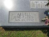 Ardell June 7, 1919 Jan 19, 1992