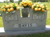 James Ed Aug 30, 1905 Nov 1, 2003  L. Bernice Oct 31, 1910 Jan 13, 2004  Married Dec 24, 1924