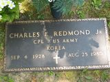 CPL US ARMY KOREA Sept 4, 1928 Aug 25, 1985