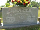 Bruce H. Aug 22, 1918 Mar 23, 1983  Parthenia S. Party Oct 23, 1922 Oct 7, 2000  Married Feb 4, 1939  Love is Eternal