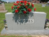 """Marchie Anderson Hughes 12-17-2004 Marchie Anderson Hughes (Dec. 17, 2004) Marchie Anderson Hughes of Sweetwater, passed away Friday, Dec. 17. Mrs. Hughes was a member of the First Assembly of God Church in Sweetwater. She was 96. Preceded in death by: her parents, Arthur and Janetta Anderson; husband, Cleo """"C.H."""" Hughes; infant daughter, Mary Jo Hughes; brother, Lester Anderson. Survivors include-daughter and son-in-law-Doris and Ronnie Slack of Harriman; Son and daughter–in-law-Doyle and Linda Hughes of Sweetwater; Grandsons and wives-Chris and Linda Hughes, Chad and Christy Hughes and David Slack; Granddaughter and husband-Dawn and Russell Jenkins; Great-grandchildren-Caleb Hughes and Rebecca Carter; Sisters-Virla Foster of Cleveland; and Ruth Anderson of Niota; Sister-in-law-Bonnie Anderson of Niota; Several nieces and nephews. Funeral services were 8 p.m., Sunday, in Kyker's Chapel with Rev. Larry Orr and Rev. Bill Dawson officiating. Interment was 2 p.m., Monday in the Beulah Chapel Church Cemetery."""