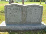 Anna Darlene Fleming Aug 30, 1959 Aug 31, 1959  Nancy Carlene Fleming Aug 30, 1959 Sept 1, 1959
