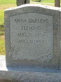Anna Darlene Fleming