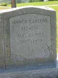 Nancy Carlene Fleming