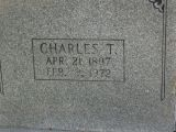 Charles T, Richesin