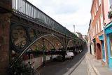 Iron arch bridge