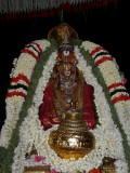 Peyazhwar during thiruveedi purapaadu with Parthasarathi.jpg