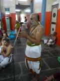 Sri MAV swamy welcoming the gathering.jpg