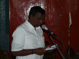 Sri Picchandi IAS - HRandCE chief delivering key note address about the book.jpg