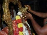 Swamy Desikan getting sri satakopa mariyadai from Sri parthasarathi.jpg