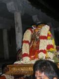 Maamunigal adorned with Varadan Uduthu kalaindha Thirumaalai and Thirupariyattam.JPG