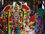 SRI SARANATHAP PERUMAL AND THAYAR IN THIRUTHEAR