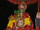 Swami during night Thiruveedhi Purappadu.JPG