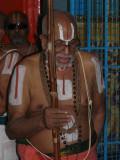 HH Vanamamalai Jeeyar swamy during sattrumarai ghosthi2.jpg