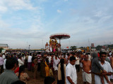 Parthasarathi on his way to Marina Beach3.jpg
