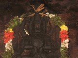 Sri jwala nrusimhan with kuDal mAlai - angappOdhEa avan vEyath thONRiya en singappirAn.jpg
