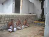 With SrI Srinivasan swamy, morning thiruppavai goshti.jpg