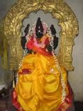 Rukhmini thayar of Sosle temple.jpg