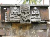 Swami Desikan, devendranand Udayavar in depleted Ther of Sri Rangarajapuram.jpg