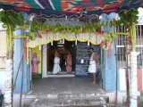 1-Vanamamala Mutt decorated on the eve of HH Swamy's chaturmasya sattrumarai (Large).JPG