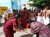 18-Opavarilla mAdargal of Thiruvallikeni taking Aarathi to HH (Large).JPG