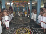 Goshti during thirumanjanam.JPG