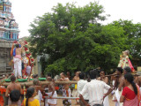 Perumal  Aalavandar after Purapaadu.JPG